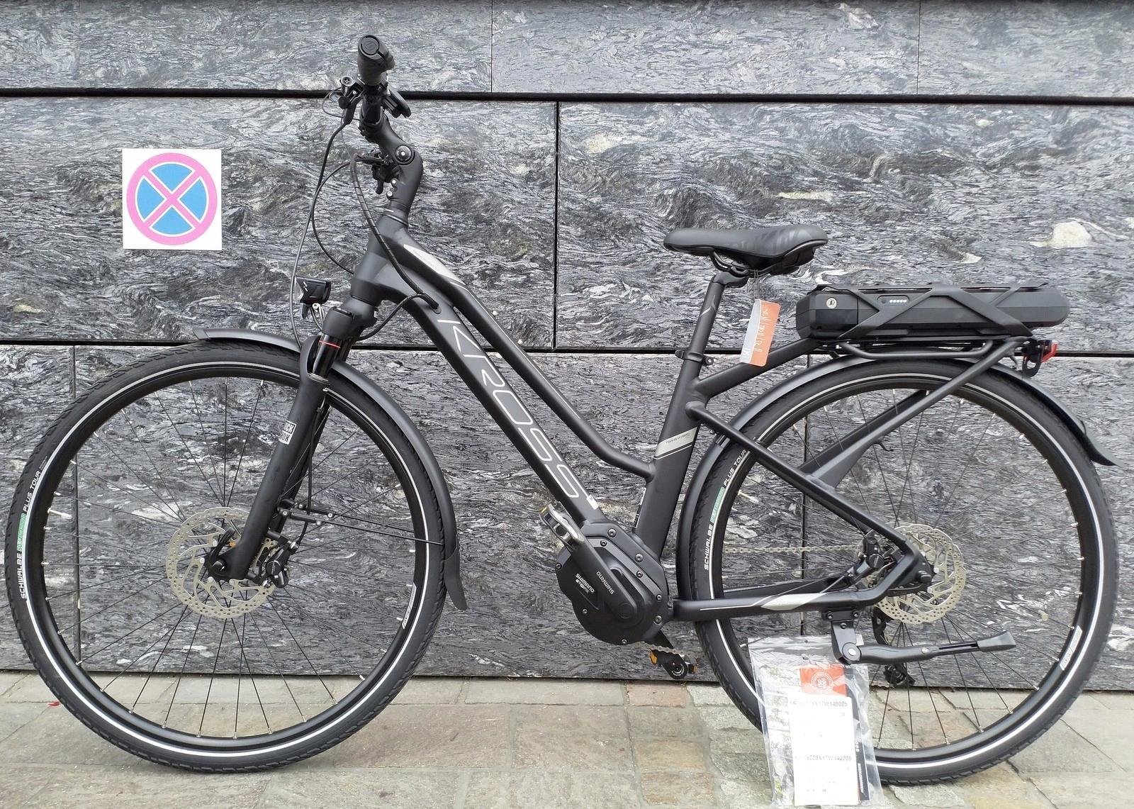 Rower Elektryczny Kross Trans Hybrid 5.0 NOWY 2km