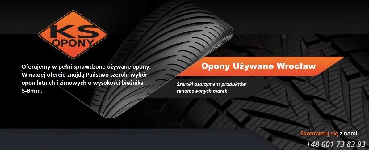 Opony Zimowe 2055516 Wrocław Montaż Gratis 7584650031