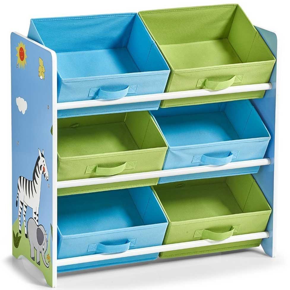 Zeller Szafka Komoda Na Zabawki Regał Dla Dziecka