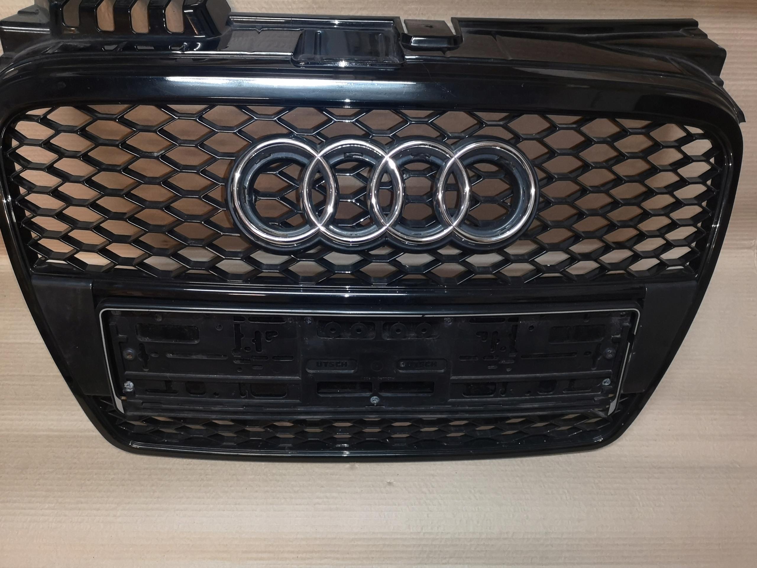 Grill Atrapa Audi A4 B7 Wzór Rs4 Plaster Miodu 7787791512