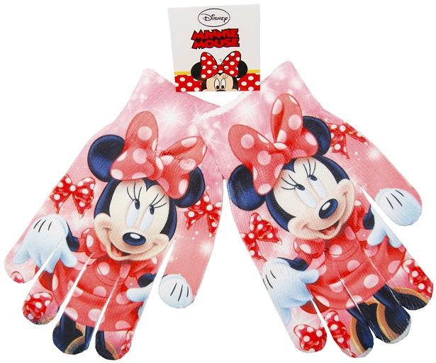 Rękawiczki Minnie bardzo dobra jakość!