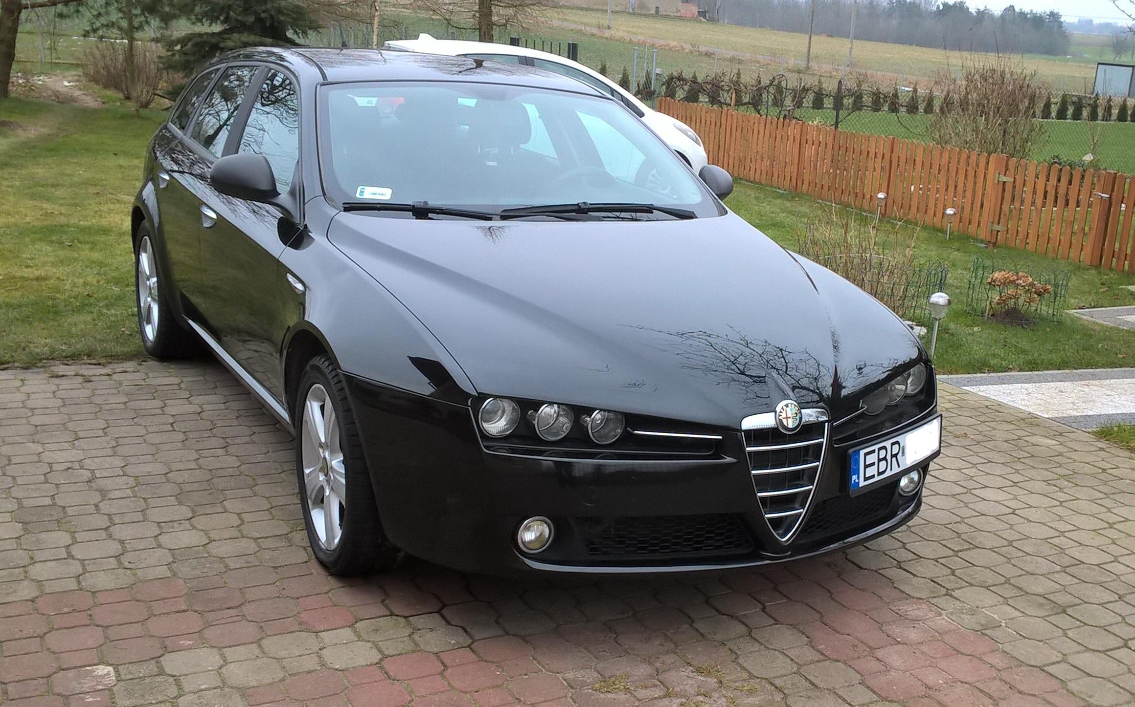 Alfa Romeo 159 1 9 Sportwagon oficjalne archiwum allegro