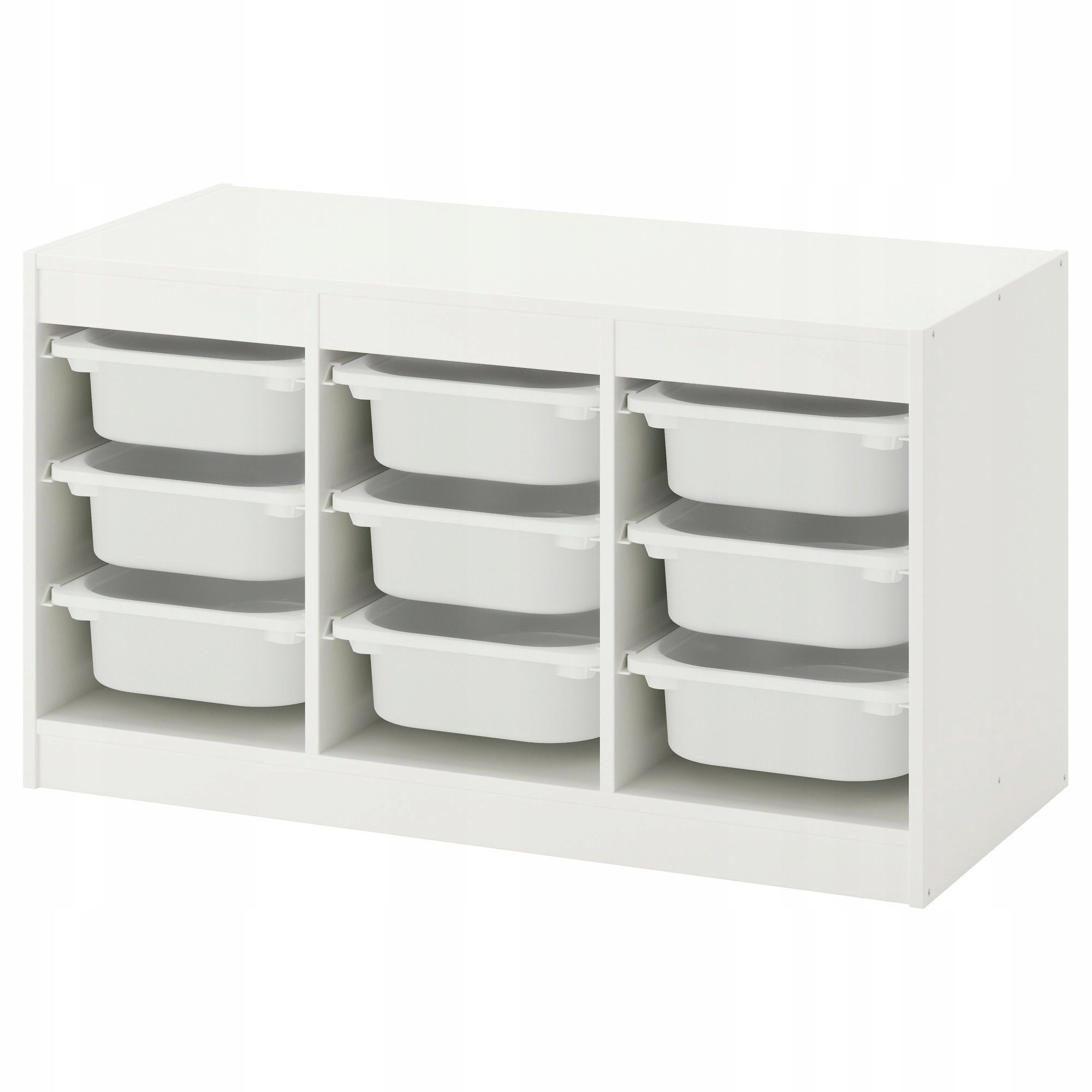 Ikea Trofast Regał Na Zabawki 9 Pojemników 7388715105