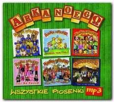 Arka Noego, Wszystkie piosenki mp3 (CD MP3)