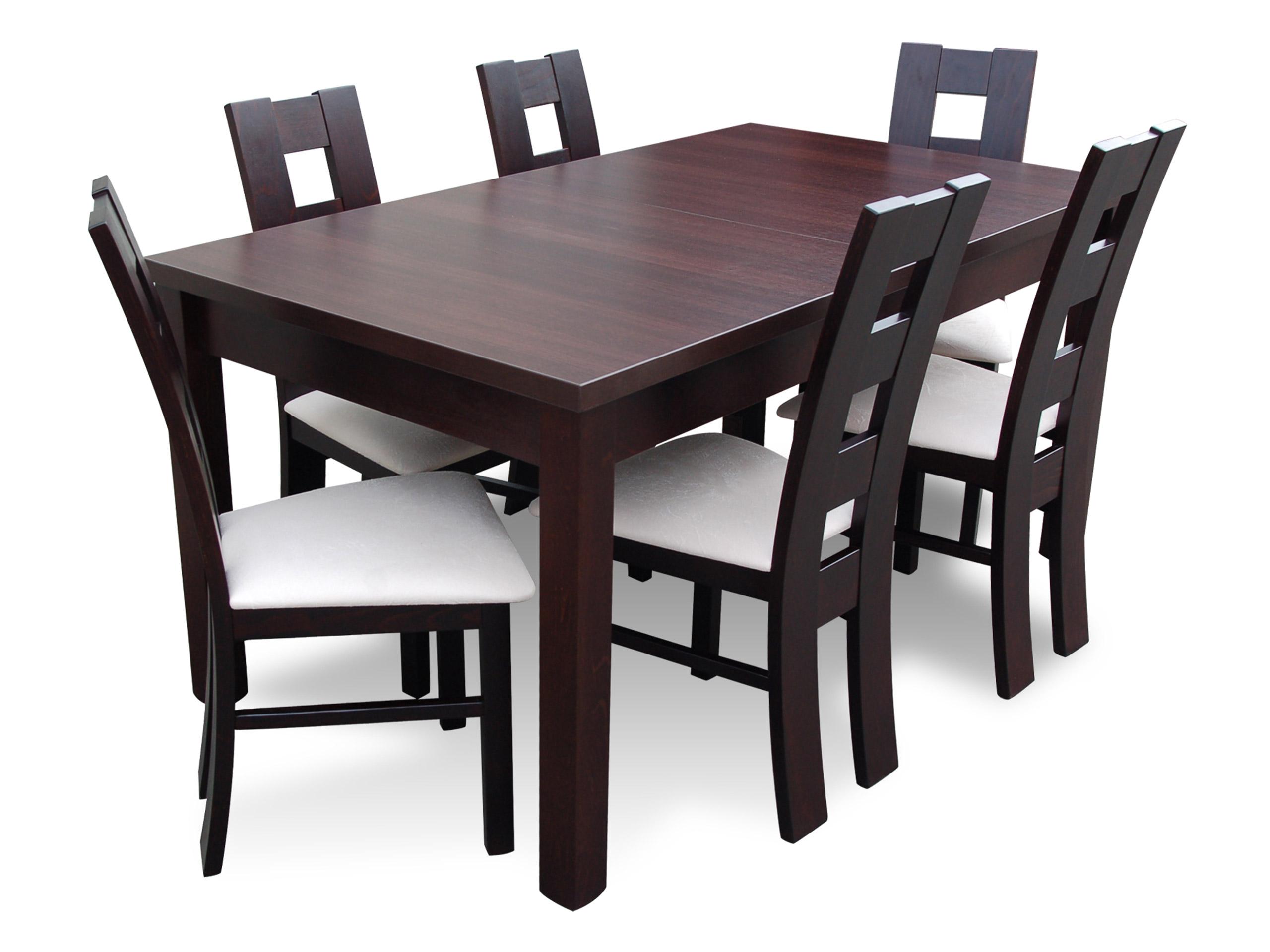 Zestaw Dla 6 Osób Do Jadalni Rb05 Stół Krzesła 7391945447