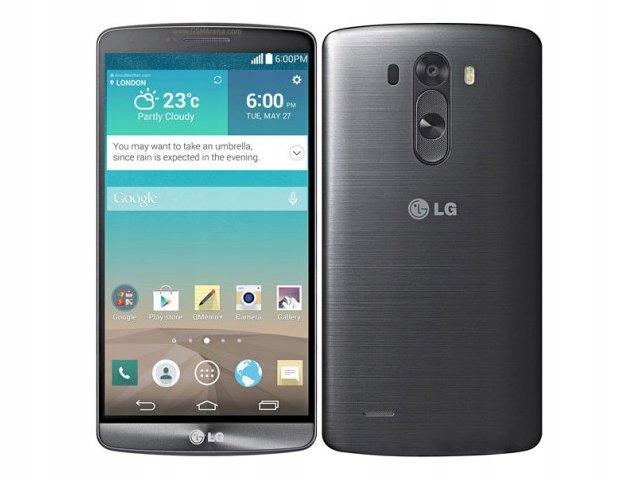 Smartfon LG G3 D855 16 GB Titan