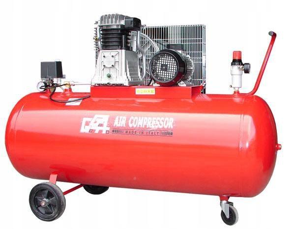 kompresor tłokowy GG 610 włoski GGA sprężarka