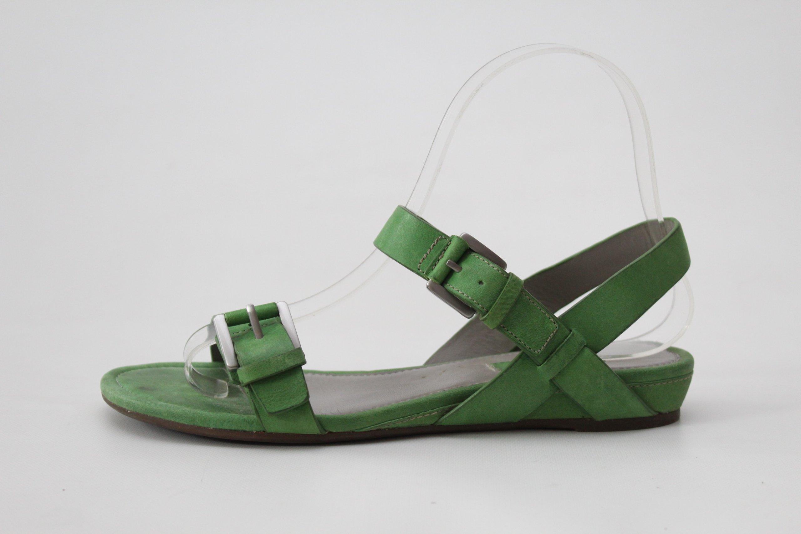 4d68f6a7 ECCO - skórzane sandały r. 36 (23 cm) - 7396985883 - oficjalne ...