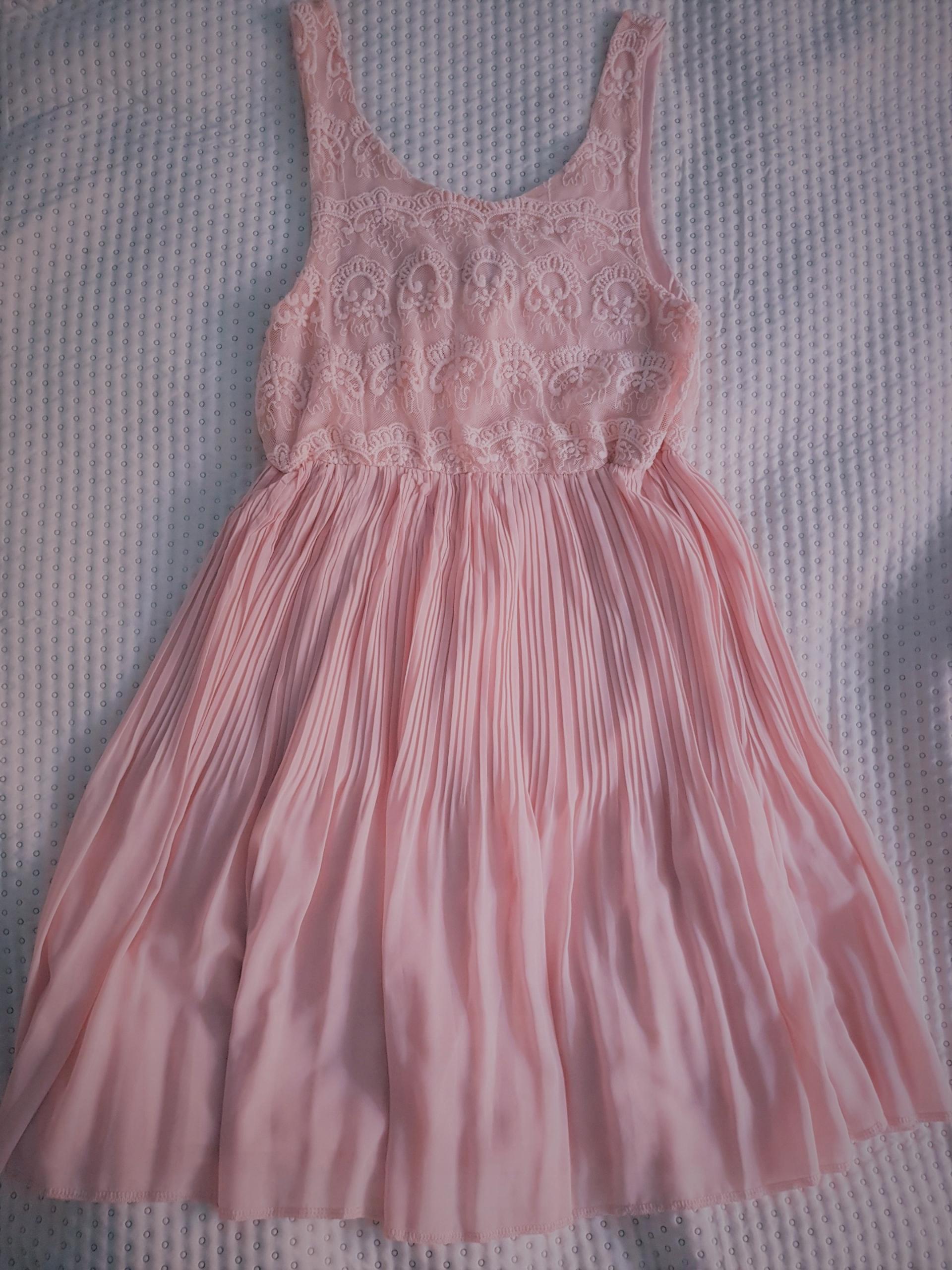 22572b72fc BIK BOK sukienka 158 164 XS KORONKA - 7462715254 - oficjalne ...