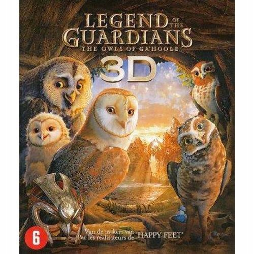 BLU-RAY Movie - Legend Of The.. -3D- Bilingual - G