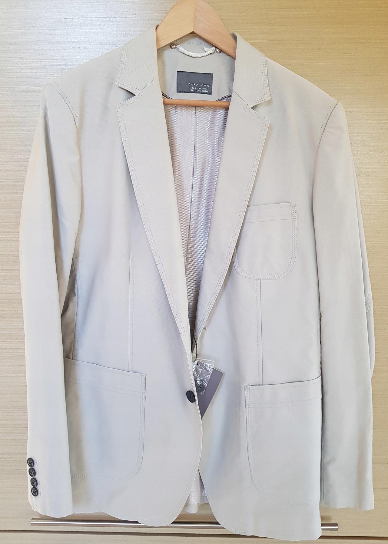 Garnitur Zara rozmiar XL