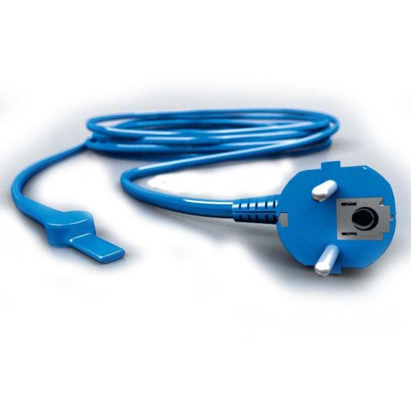 Kable grzewcze do rur z termostatem 360W 36 m 9mm