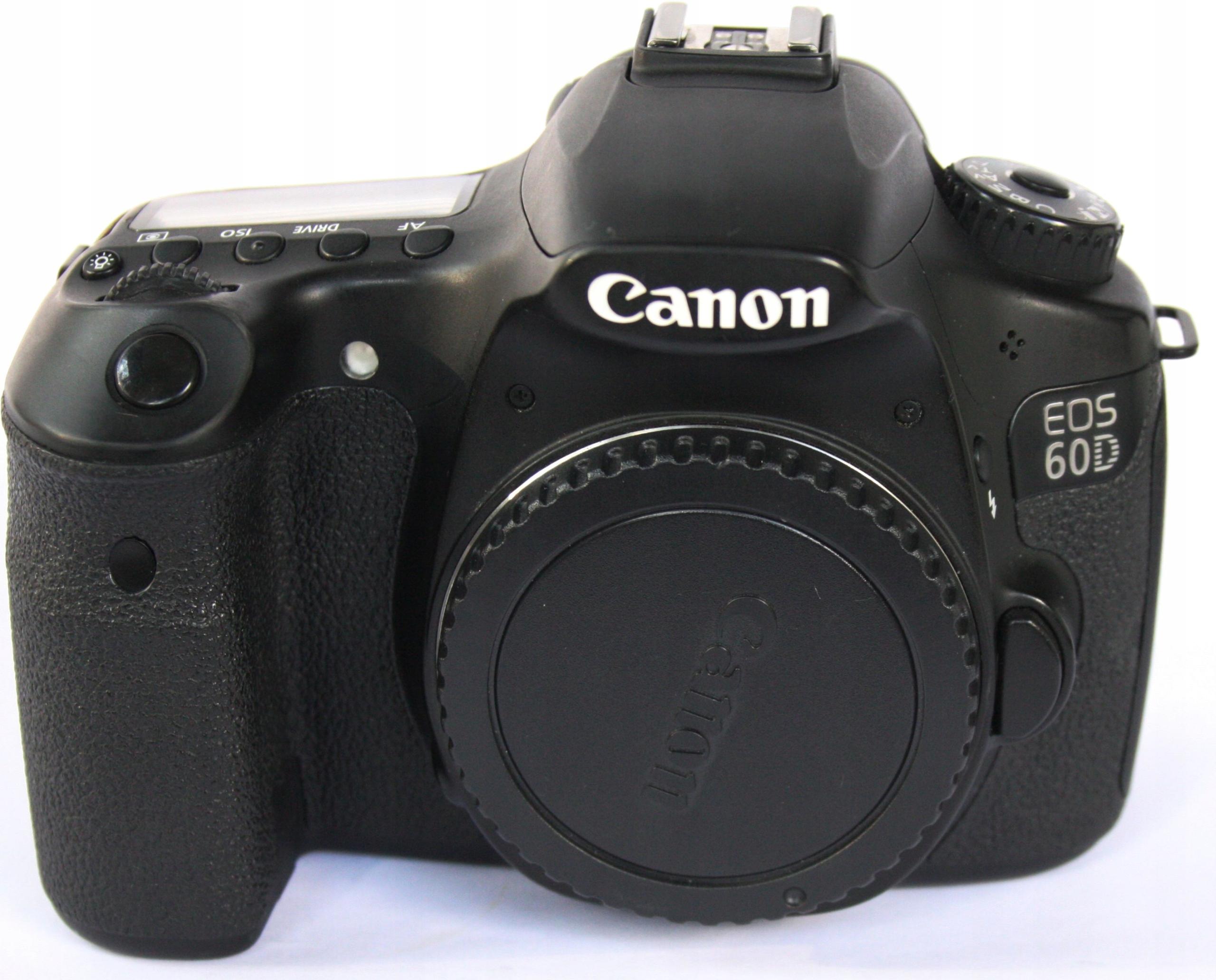 FOTO TANIEJ Canon EOS 60D GWARANCJA RATY
