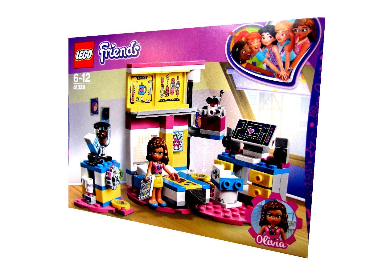 Lego Friends Pokoj Stephanie