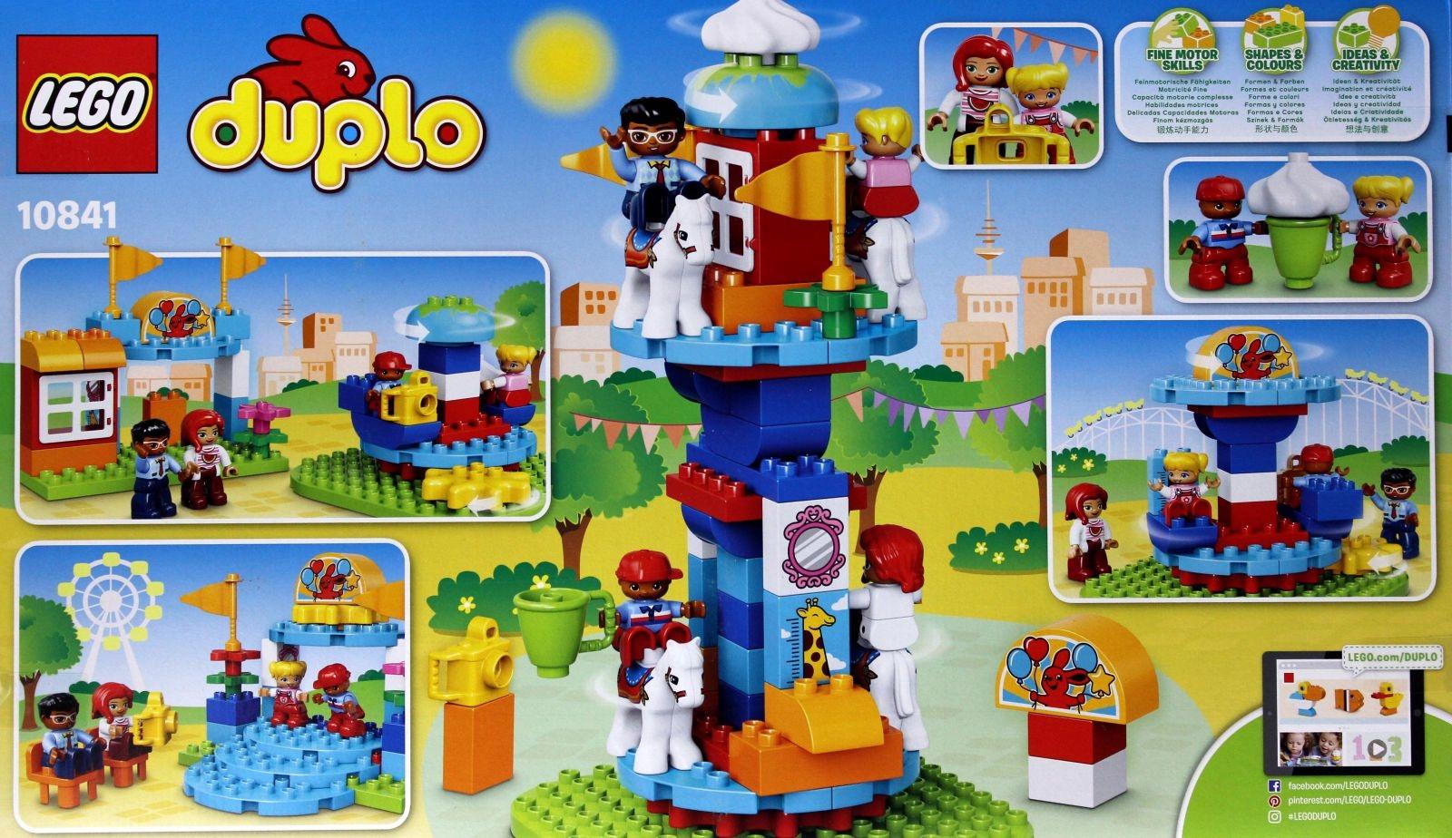Lego Duplo Wesołe Miasteczko 10841 Klocki 7682954917
