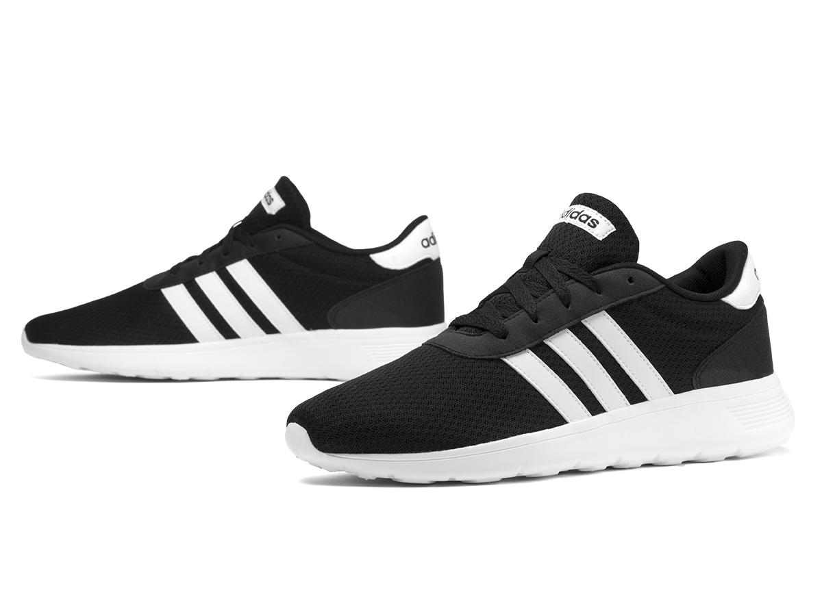Adidas lite racer bb9774 buty m ę skie nowo ŚĆ r al 42,5 6889967004