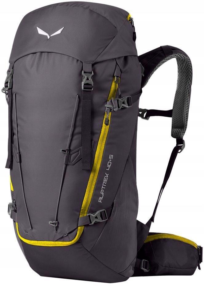 Salewa Plecak trekkingowy Alptrek 40+5 Magnet Grey