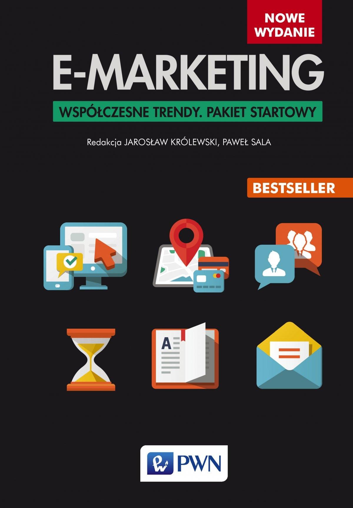 E-marketing. Współczesne trendy. Paweł Sala
