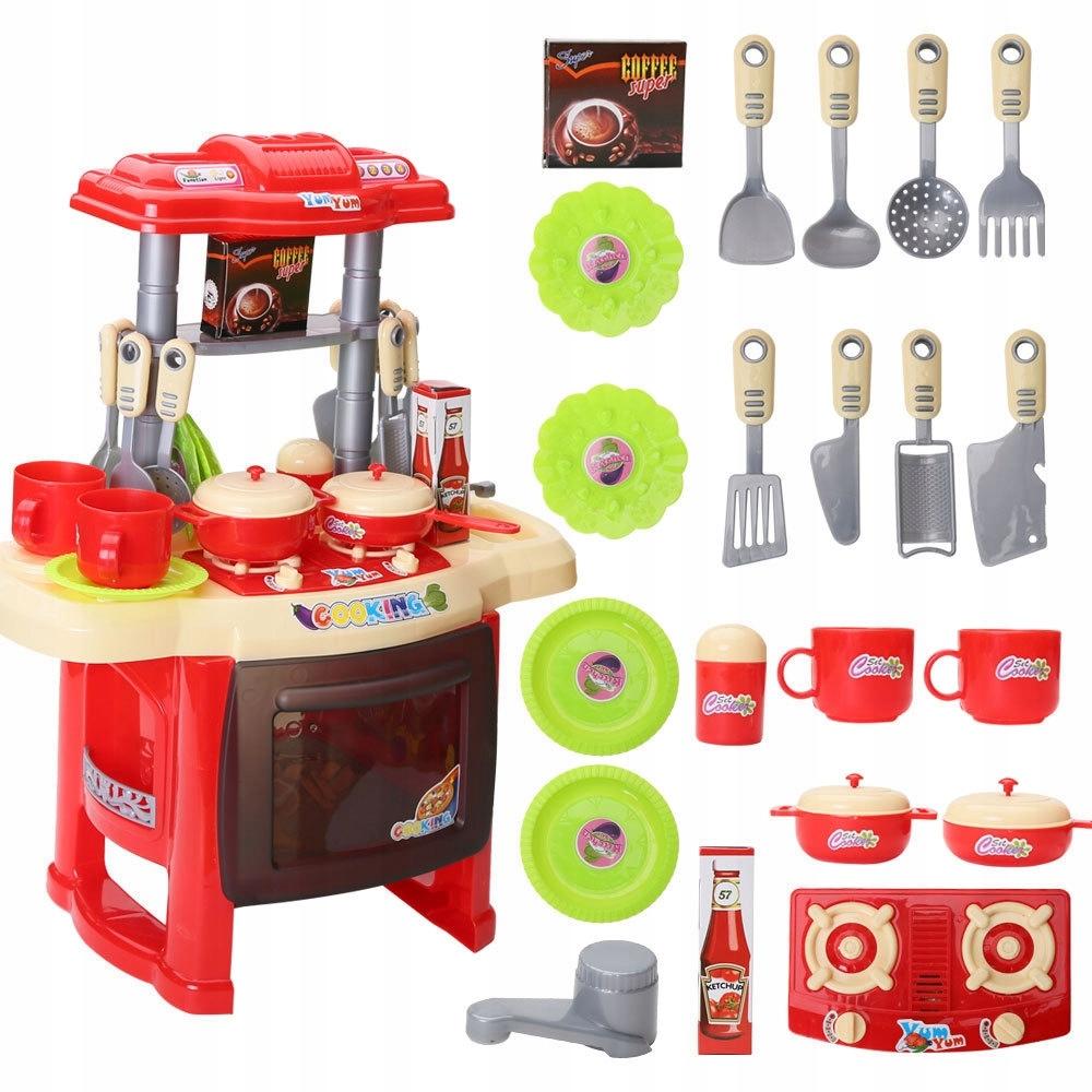 Ranxian Kitchen Set Zestaw Kuchenny Dla Dzieci 7524959814