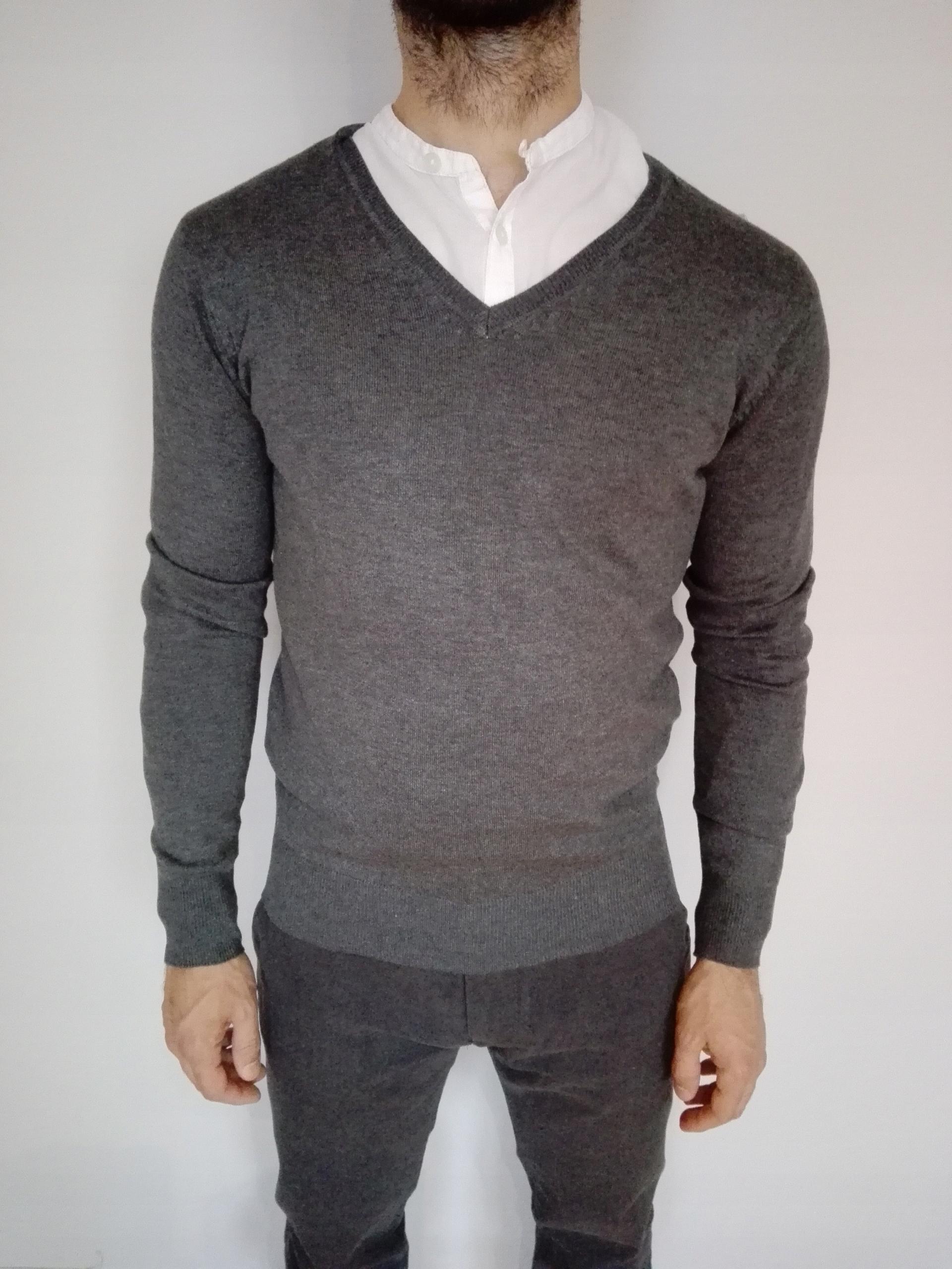 ZESTAW Męskie ubrania Zara Man, Reserved, H&M