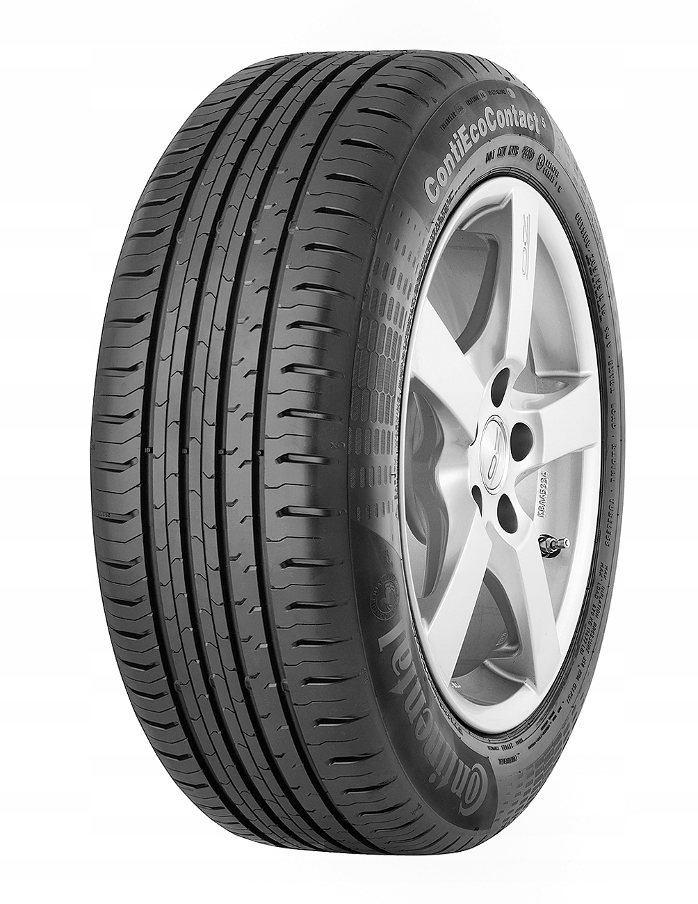 1x Continental ContiEcoContact 5 195/65 R15 95H XL