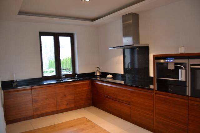 Kuchnia Orzech Drewno Granit Siemens Okazja 7469515853