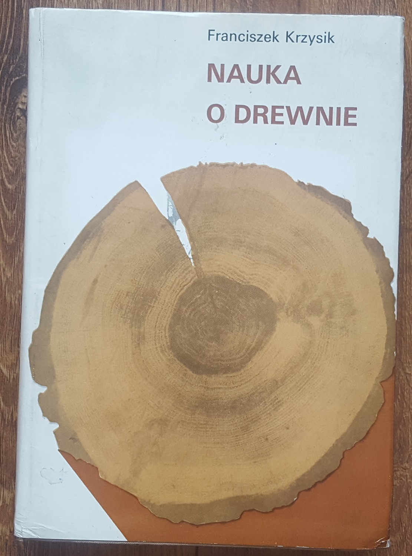 krzysik nauka o drewnie