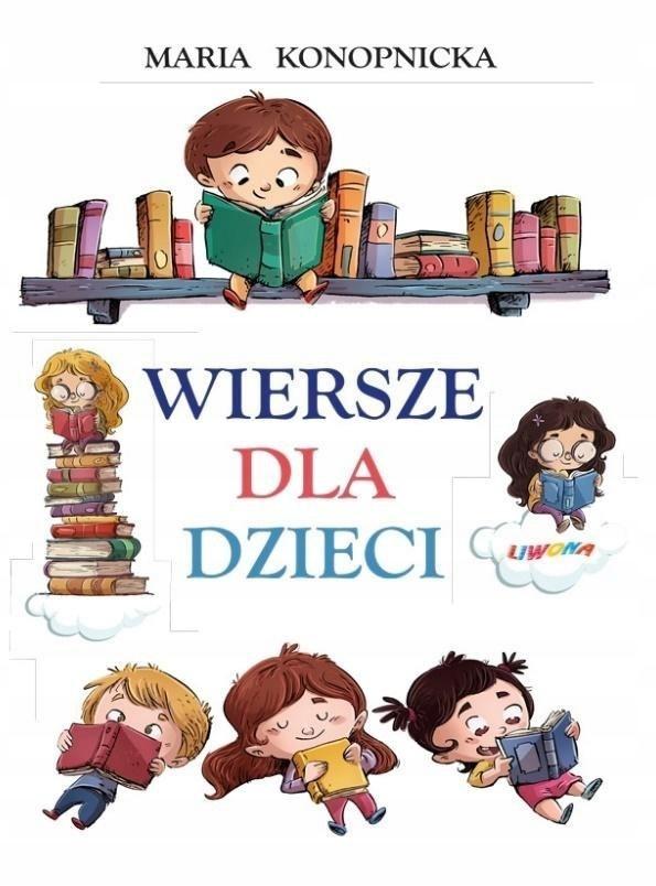 Wiersze Dla Dzieci Tw 7675540509 Oficjalne Archiwum Allegro