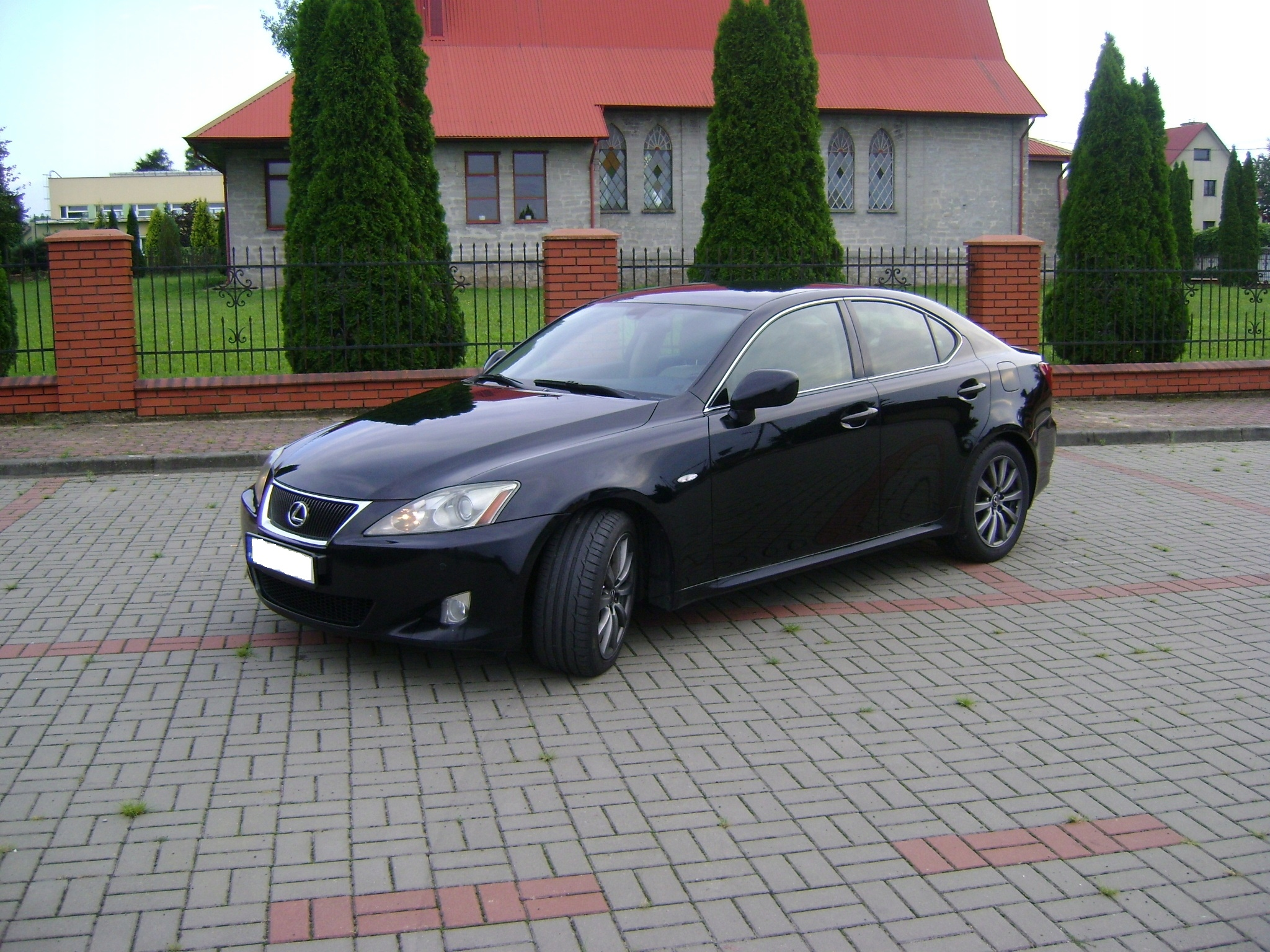 9a8f616412 Lexus is 250 Prestige 2008r - 7462905158 - oficjalne archiwum allegro