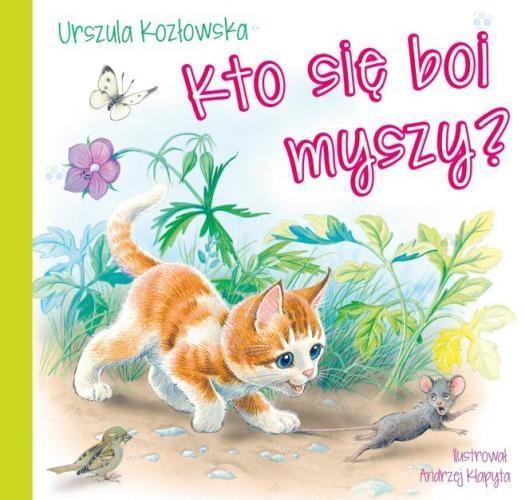 Kto Się Boi Myszy Bajek Wiersze Kolekcja Bajka 7071538510