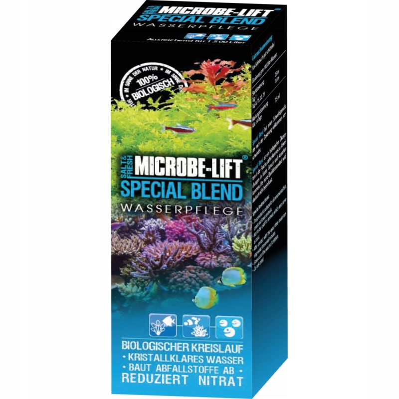 MICROBE LIFT- SPECIAL BAKTERIE DO AKWARIUM 118ml