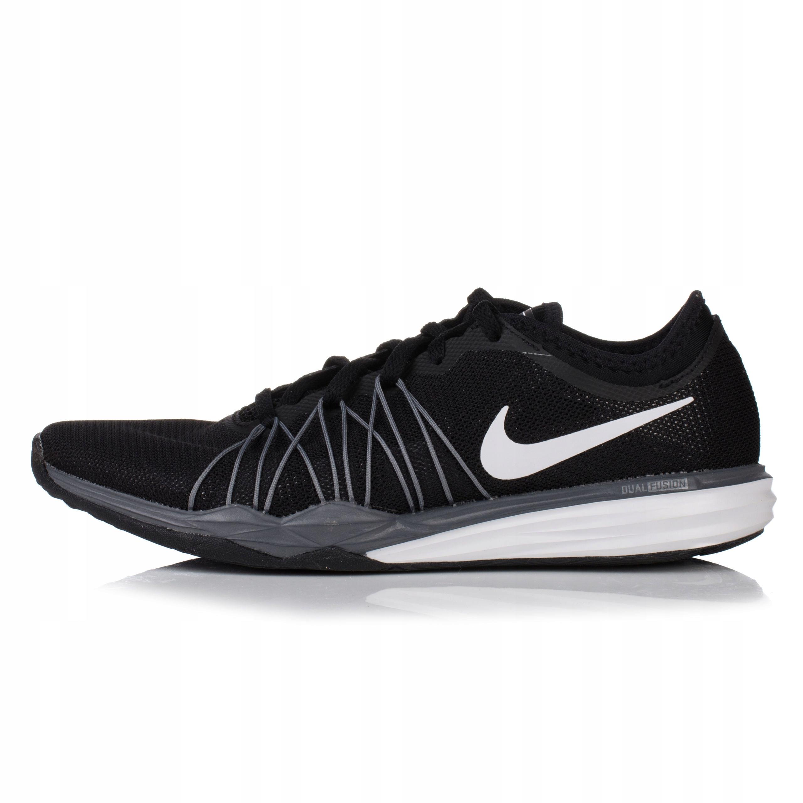 Buty damskie Nike Dual Fusion czarne 844674 001