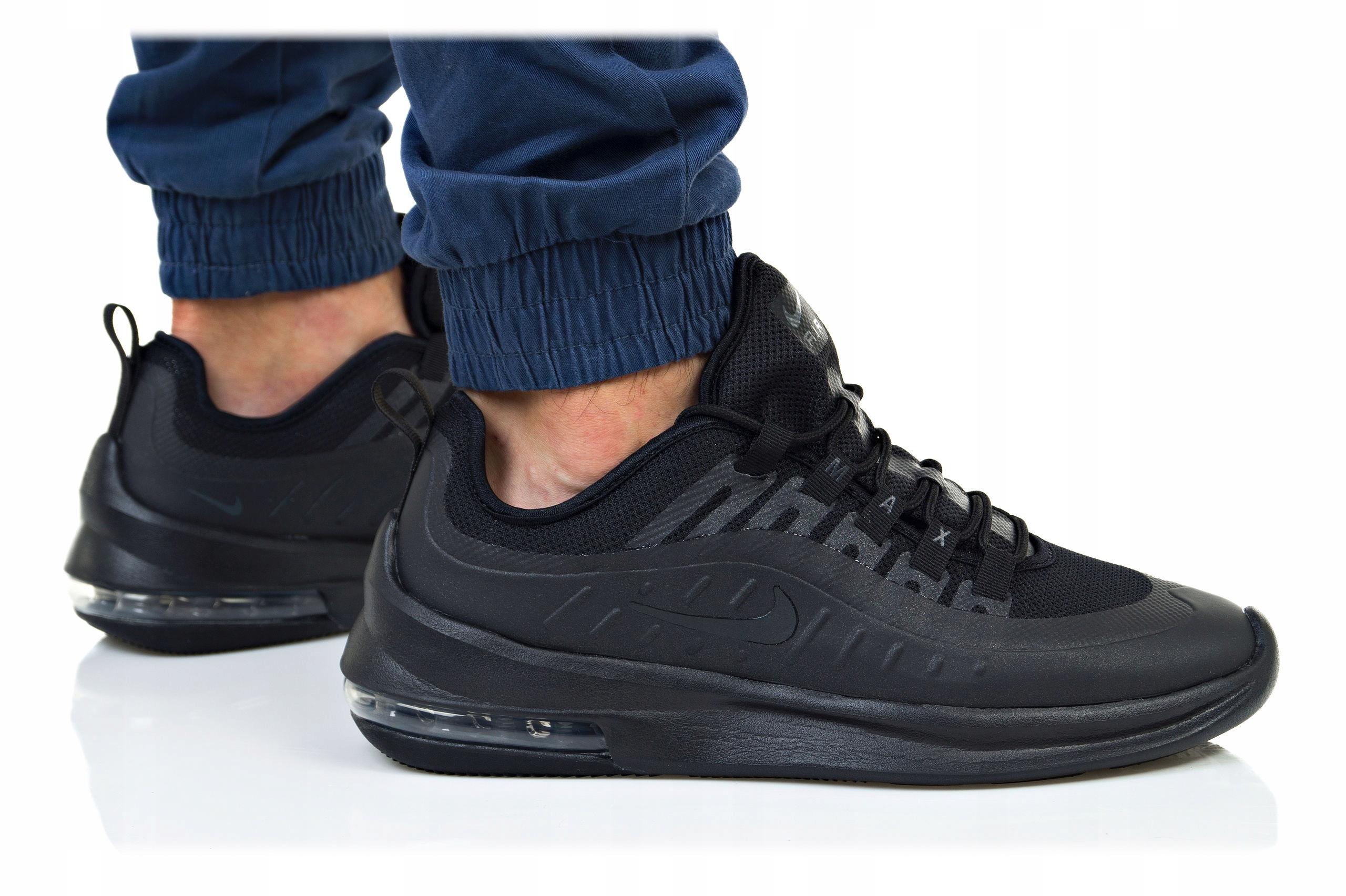 buty nike czarne romiar allegro