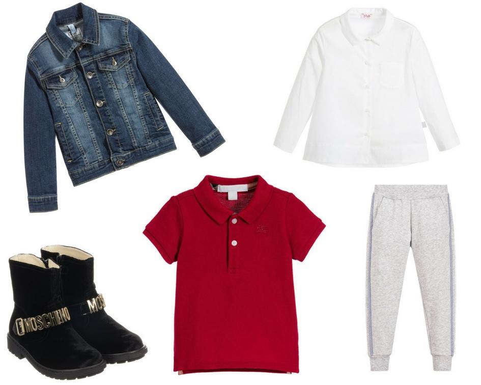 fdfc52346 Spodnie dresowe na co dzień – propozycje dla chłopca i dziewczynki ...