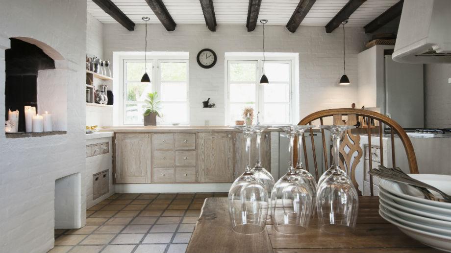 Kuchnia W Stylu Skandynawskim Allegro Pl