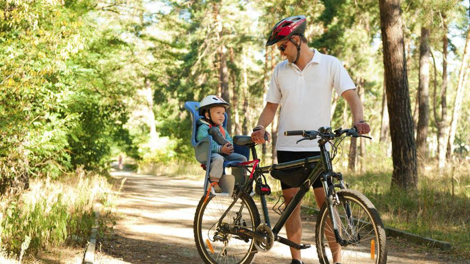 Foteliki Na Rower Dla Dzieci Przeglad Allegro Pl