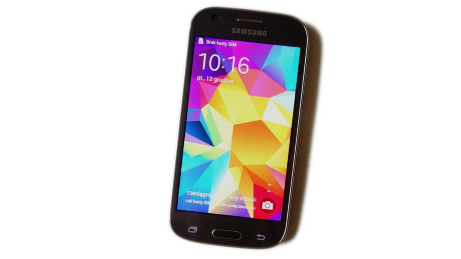 Test Samsunga Galaxy Ace 4 Allegro Pl
