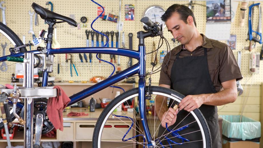 Jak zabezpieczyć rower przed rdzą?