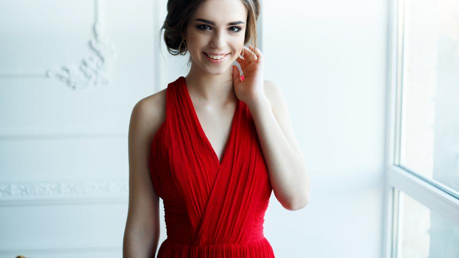 310b670760 Czerwona sukienka na wesele – jaką wybrać  - Allegro.pl