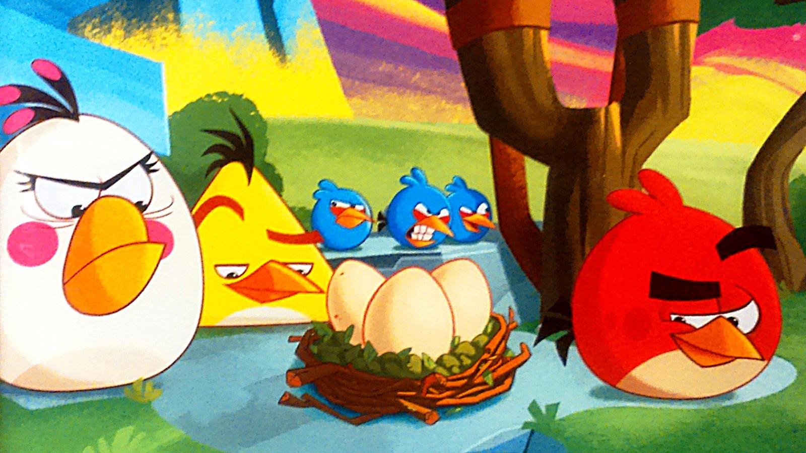 Angry Birds Najpopularniejsze Gadzety Allegro Pl