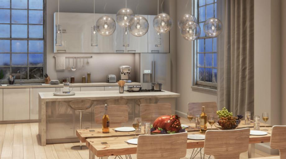 Kuchnia Otwarta Na Salon Jak Ją Urządzić Allegropl