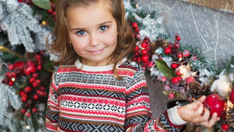 Swiateczne Motywy Na Dzieciecych Ubraniach Allegro Pl