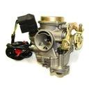 Tuning карбюратор 80cc gb motors giantco horn 50 4t