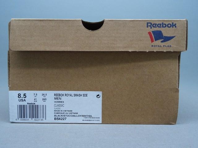 BS6227 MĘSKIE BUTY REEBOK ROYAL SMASH rozmiar 44