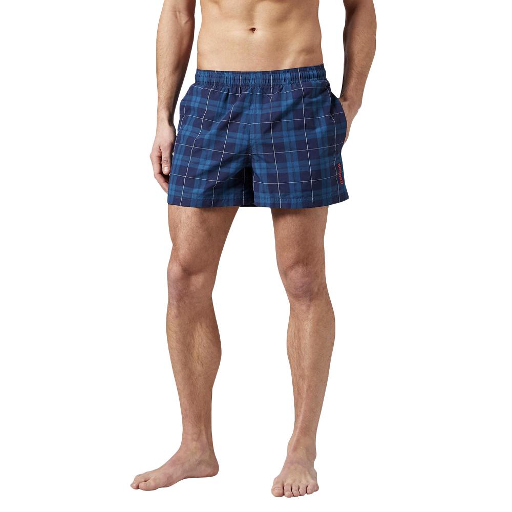 Spodenki Reebok BW Checker męskie szorty kąpielowe sportowe