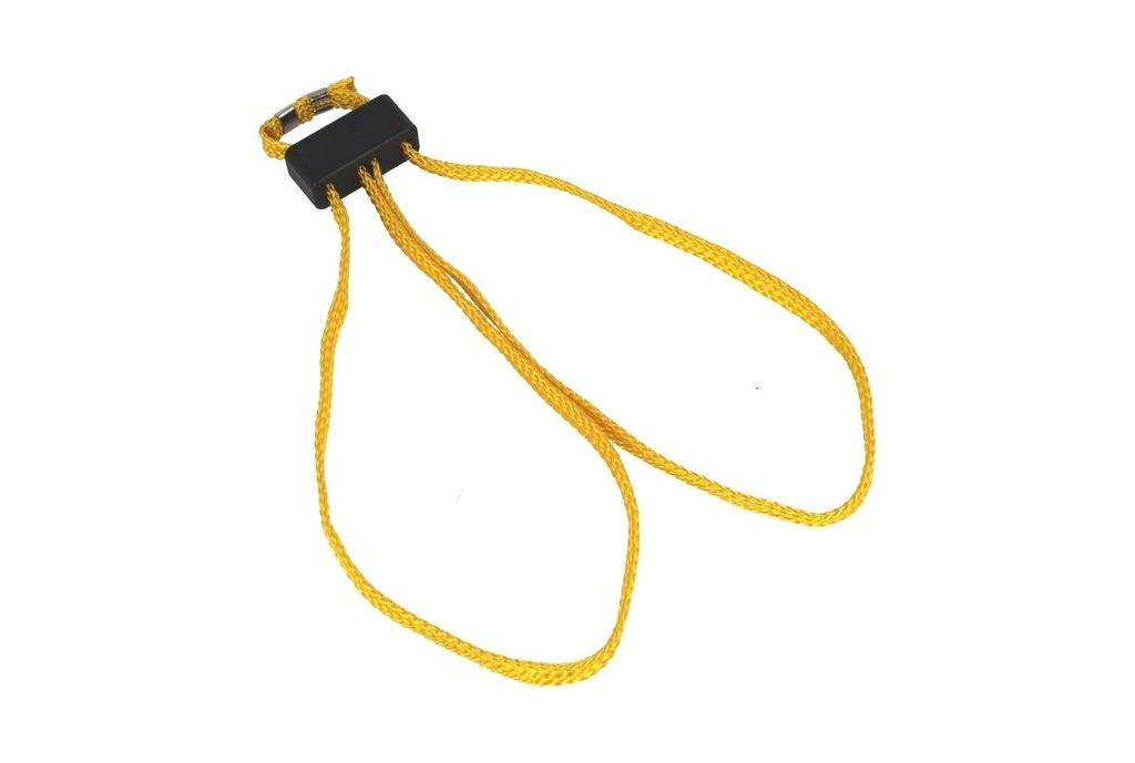 Kajdanki jednorazowe ESP (5 szt) Yellow (HT-01-Y)