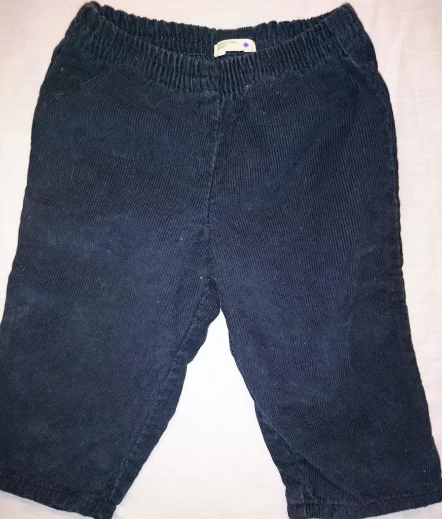 BENETTON spodnie dziecięce