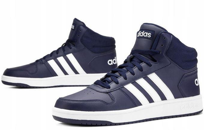 Buty Adidas Hoops 2.0 Męskie (B44663) 43 13, 9 Ceny i