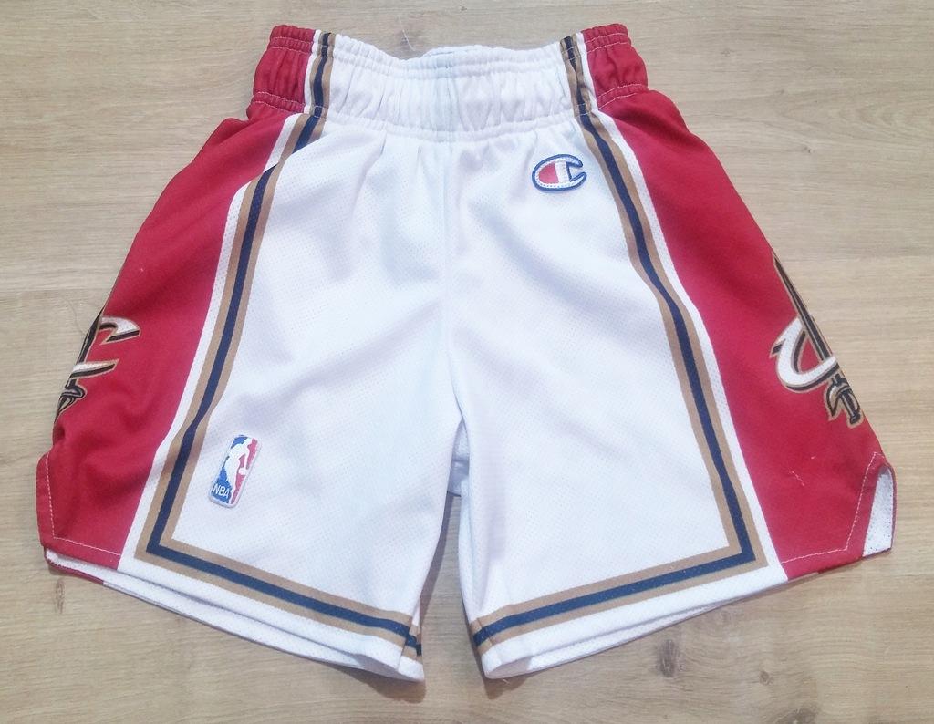 Champion Cleveland Cavaliers spodenki - M 9/10 lat