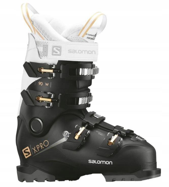 Buty SALOMON X PRO 90 W BlackWhtCorail 2525.5